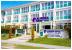 Front view, Hotel Aurora, Miskolctapolca