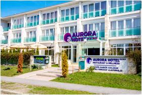 Hotel Aurora, Miskolctapolca