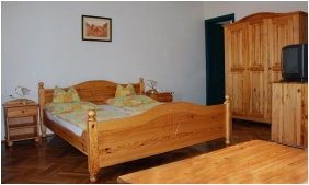Pension Bacchus, Double room