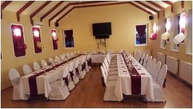 Conference room, Pension Bacchus, Eger