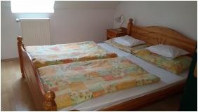 Sleeping room - Pension Bacchus