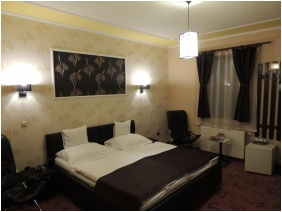 Bajor Panzió Aparthotel, Bük, Bükfürdô, Franciaágyas szoba
