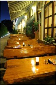 Restaurant, Bajor Pension Aparthotel, Buk, Bukfurdo