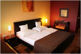 Bajor Pension Aparthotel, Double room