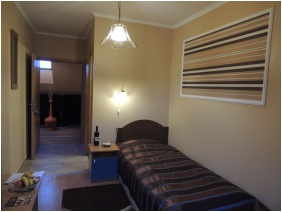 Bajor Panzió Aparthotel, Bük, Bükfürdô, Egyágyas szoba