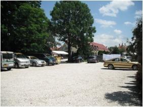 Parking place, Bajor Pension Aparthotel, Buk, Bukfurdo
