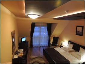 Franciaágyas szoba - Bajor Panzió Aparthotel