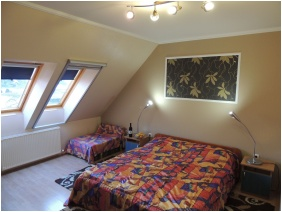 Bajor Panzió Aparthotel, Bük, Bükfürdô, Kétágyas szoba pótággyal