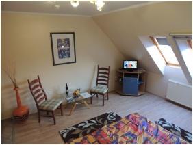 Double room, Bajor Pension Aparthotel, Buk, Bukfurdo