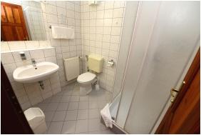 Hotel Bakony, Fürdőszoba - Bakonybél