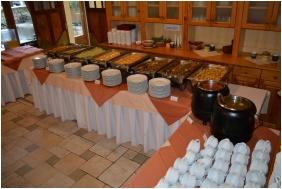 Étterem - Hotel Bakony