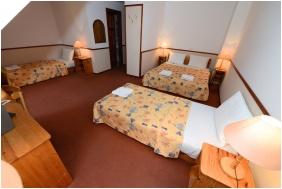 Hotel Bakony, Loft room - Bakonybel