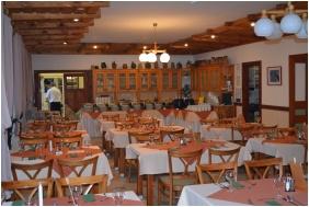 Hotel Bakony, Étterem
