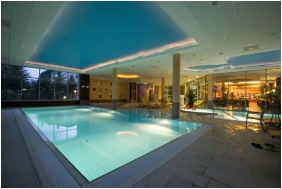 Inside pool, Balneo Hotel Zsori Thermal & Wellness, Mezokovesd