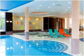 Swimming pool, Balneo Hotel Zsori Thermal & Wellness, Mezokovesd