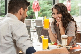 Balneo Hotel Zsori Thermal & Wellness, Breakfast - Mezokovesd