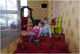Balneo Hotel Zsori Thermal & Wellness, Játszószoba gyerekeknek