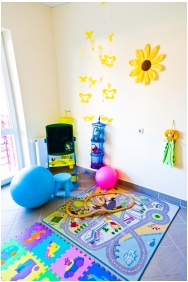 Playing room for children - Hotel Baranya