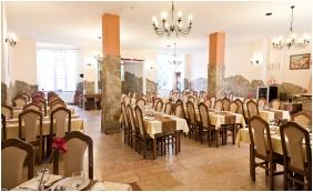 Restaurant, Hotel Baranya, Harkany
