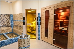 Hotel Baranya, Harkany, Sauna