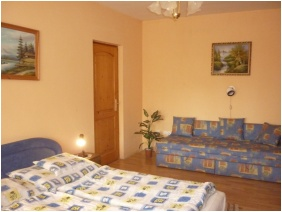 Barbara Apartmanház, Kehidakustány, Comfort családi szoba