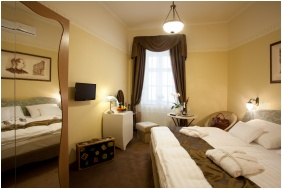 Deluxe szoba - Barokk Hotel Promenád