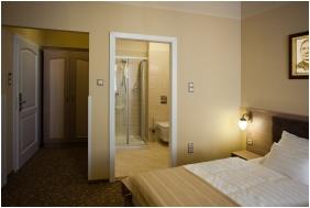 Deluxe szoba, Barokk Hotel Promenád, Gyôr