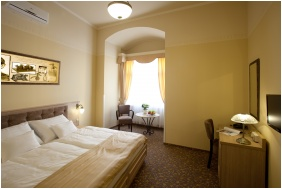 Barokk Hotel Promenad, Deluxe room - Gyor