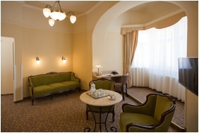 Suite - Barokk Hotel Promenad