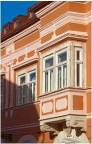 Homlokzat - Barokk Hotel Promenád