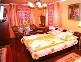 Wellness Hotel Bastya, Nyirbator, Classic room