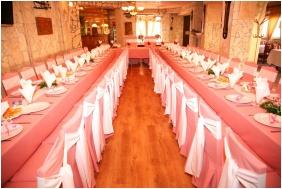 Wellness Hotel Bastya, Nyirbator, Restaurant