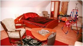 Háromágyas szoba - Bástya Wellness Hotel