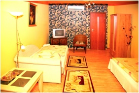 Wellness Hotel Bastya, Room interior - Nyirbator
