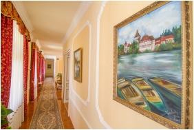 Corridor - Castle Hotel Batthyany