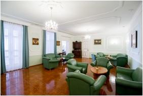 Castle Hotel Batthyany, Zalacsany, Lobby