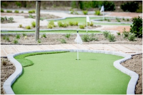 Golf court - Castle Hotel Batthyany