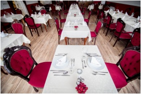Castle Hotel Batthyany, Zalacsany, Restaurant