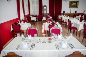 Castle Hotel Batthyany, Restaurant