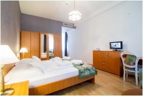 Standard room, Batthyany Manor House, Zalacsany