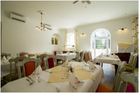 Batthyany Manor House, Restaurant - Zalacsany