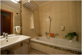 Hotel Aquarell, Bathroom - Ceğled