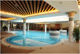 Adventure pool, Hotel Aquarell, Ceğled