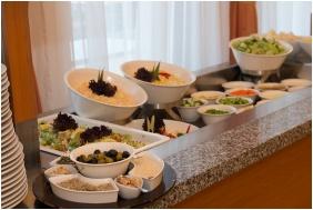 Hotel Aquarell, Ceğled, Restaurant