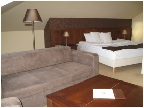 Famly apartment, Espa Bo & Art Hotel, Zsambek