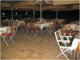 Roofed terrace - Espa Bo & Art Hotel