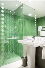 Bodro Kura Wellness Hotel, Shower - narcs