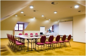 Konferenciaterem, Bodrogi Kúria Wellness Hotel, Inárcs