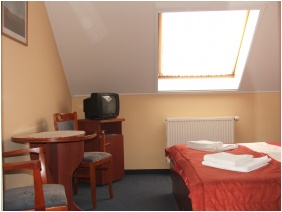 Boglarka Pension & Apartments, Mezokovesd, Twin room