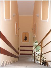 Boglarka Pension & Apartments, Mezokovesd, Staircase